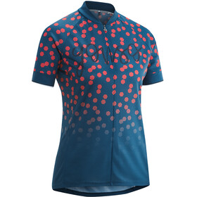 Gonso Tilit Bike Jersey Shortsleeve Women blue